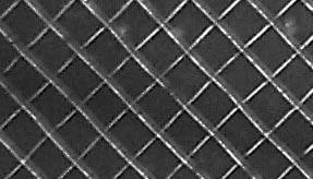 Vacuform Panel - Chain Link Fence